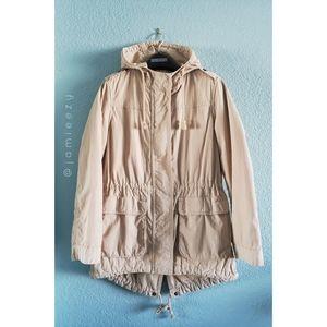 Old Navy | Layered Utility Anorak Jacket